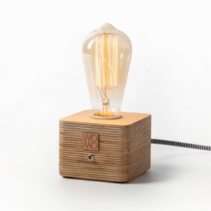 Womodesign  Wooden Table Lamp
