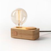Womodesign  Wooden Table Lamp - I