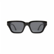 Komono  Brooklyn All Black Unisex Sunglasses