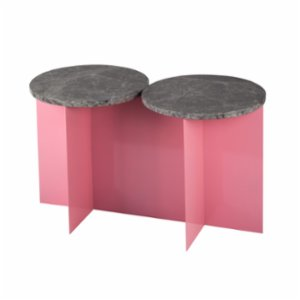 Day Studio	  Volume Side Table - III