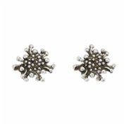 Bodhita  Lava Earrings