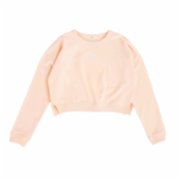 Fifty Pieces  Baby Crop Sweat
