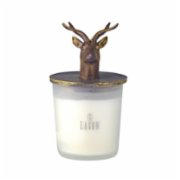 Lagom Candle   Deer Capped Candle