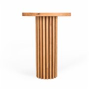 Ananas Woodworking  Docia Side Table
