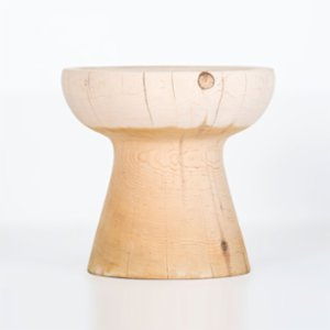 Ananas Woodworking  Buka Table/Stool