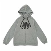 Fifty Pieces  Fifty Logo Zip Hoodie