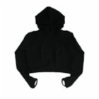 Fifty Pieces Special Crop Hoodie