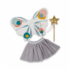 Pikabu  Spotted - Butterfly Fairy Wings Set