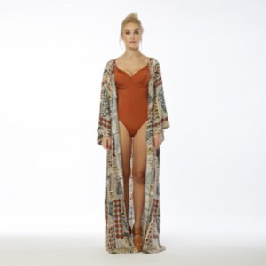 ces.collection  Ethnic Kimono