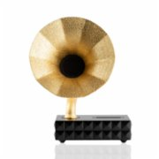 Acoustibox  Metallic Collection Solid Gold