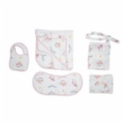 Miujoy  Newborn Unicorn Organic Cotton Muslin Set - 5 Pieces
