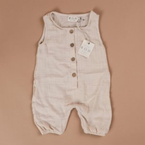 Boh The Label	  Wave Romper
