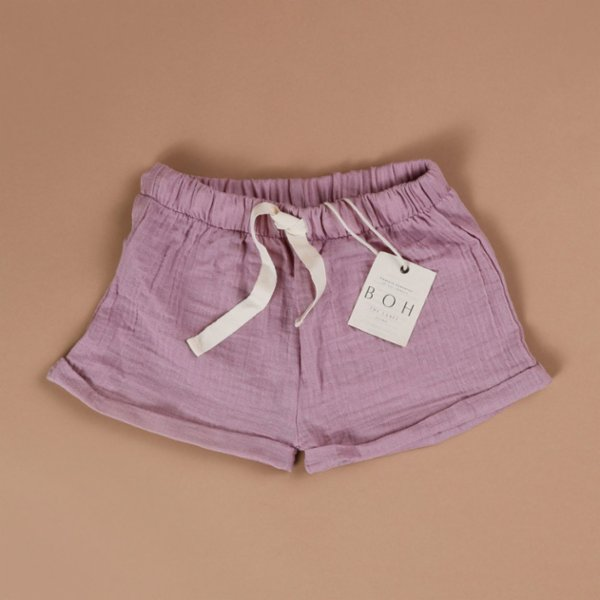 Boh The Label	 Organic River Short