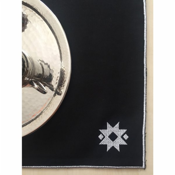 Bohemtolia Table Mat with Star
