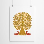Fabl  Tree of Life Print - IV