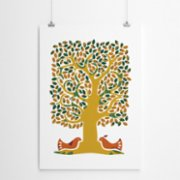 Fabl  Tree of Life Print - VI