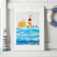 Fabl The Maiden's Tower Print - II
