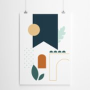 Fabl  Peaceful Place Print