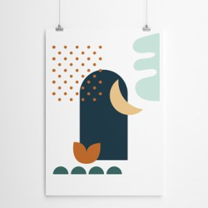 Fabl  The Window Print