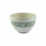GA Ceramic  Appetizer Bowl