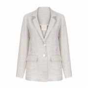 Dor Raw Luxury  At Good Old Pera Linen Jacket