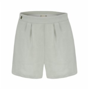 Dor Raw Luxury  A Walk In Sintra Linen Shorts