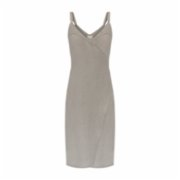 Dor Raw Luxury  The French Balcony Rituals Linen Dress