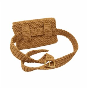 Mien İstanbul  Sydney Knitted Belt Bag