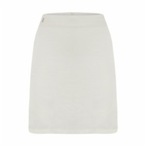 Dor Raw Luxury  Letters To Floriano Linen Skirt