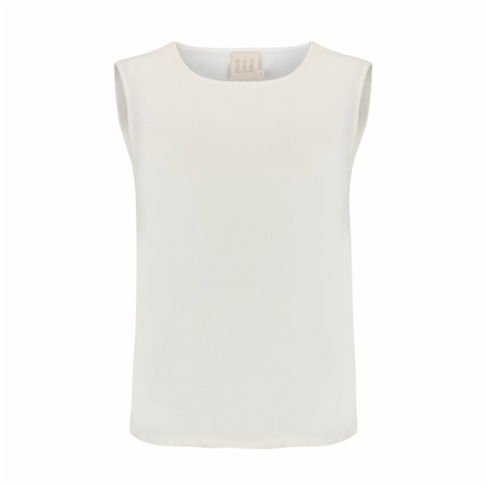 Dor Raw Luxury Letters To Floriano Linen Blouse