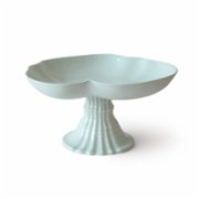 Oolo Studio  Lotus Footed Plate