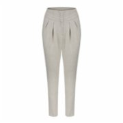 Dor Raw Luxury  With Grace's Memory Linen Pants