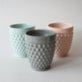 Oolo Studio Lotus Textured Cup