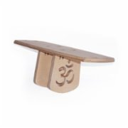 Tufetto  Tufetto Raja Wooden Meditation Stool