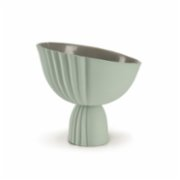 Oolo Studio  Plise Footed Bowl