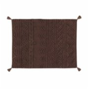 Lorena Canals	  Tribu Soil Brown Rug