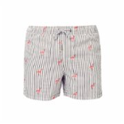 Hawksbill  Flamingo Kids Swimshort