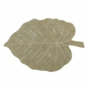 Lorena Canals	  Monstera Olive Rug