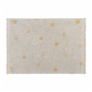 Lorena Canals	  Hippy Dots Honey Rug