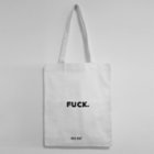 Smaller Studio F*ck Tote Bag