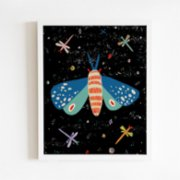 Omm Creative  Butterfly Poster