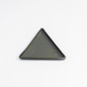 Hiç Ceramics  Medium Triangle Plate