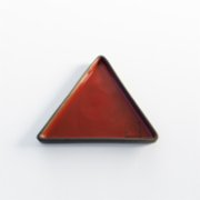 Hiç Ceramics  Large Triangle Plate