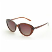 Looklight   Myra Jelly Brown Women's Sunglasses