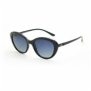 Looklight  Myra Black Women's Sunglasses