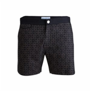 Monsegno  Matteo Grid 01 Swim Short