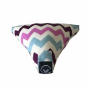 Cihangir Yoga  Colorful Triangle Pillow