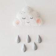 2 Stories  Cloud Wall Decor