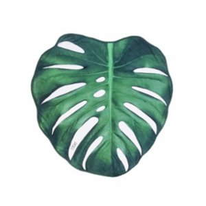 Sunday Funday  Monstera Beach Towel