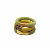Nature Of The Things  Kutnu Bangle Set 6